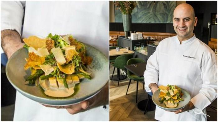 Hier eet je de beste caesar salad van 't Stad