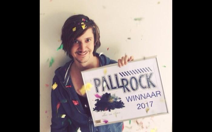 Aarde aan Daan wint tweede editie van Pallrock
