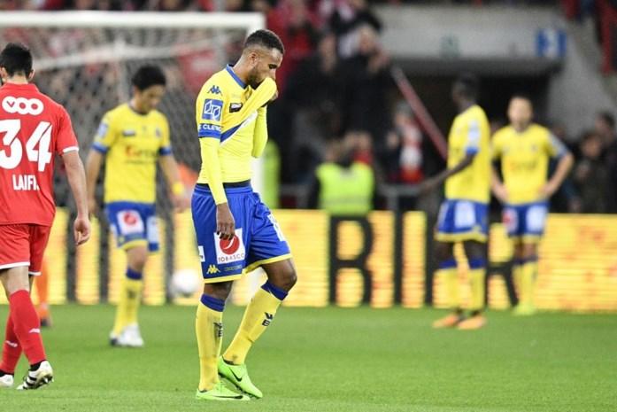 HERBELEEF. Waasland-Beveren verliest terecht van Standard Luik