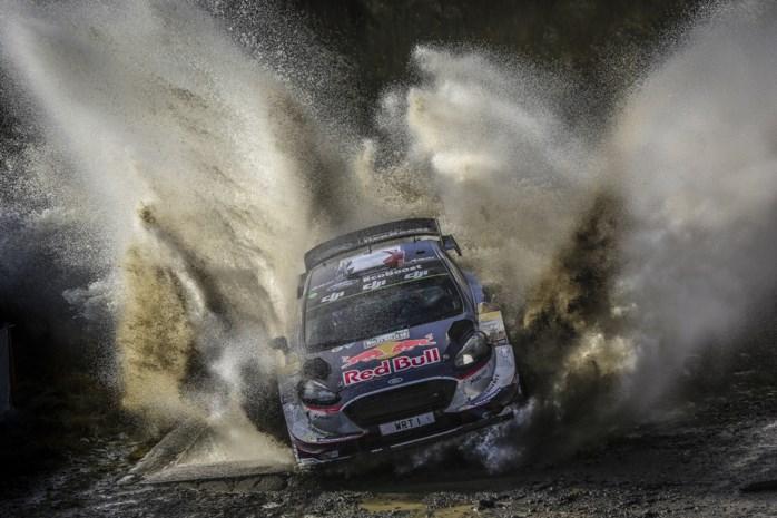 Sébastien Ogier pakt vijfde wereldtitel op rij in het rally