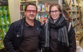 Herman Brusselmans kruipt weer even in de rol van bibliothecaris