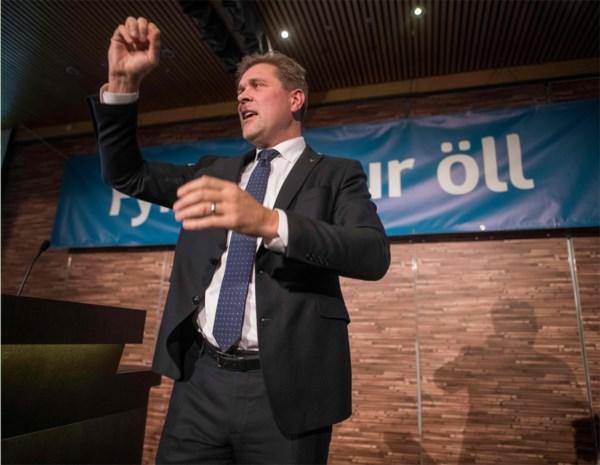 Onafhankelijkheidspartij blijft grootste in IJsland, resultaten beloven moeilijke onderhandelingen