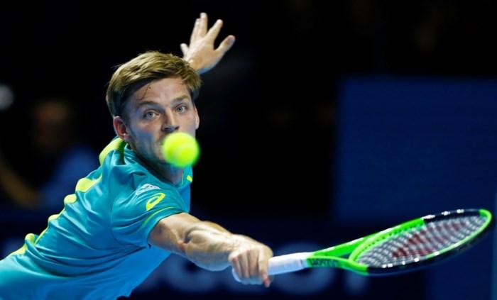 David Goffin in tweede ronde tegen Adrian Mannarino op ATP Parijs-Bercy