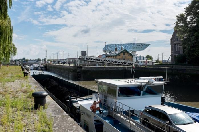 Antwerpse haven heeft plan voor vlottere binnenvaart