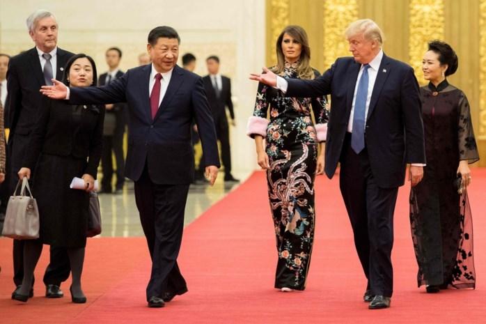 """Trump naar Vietnam na """"erg productieve"""" gesprekken met Xi"""