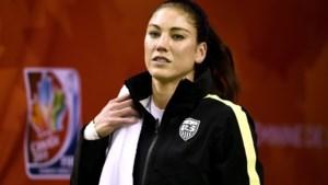 Amerikaanse doelvrouw Hope Solo beschuldigt Blatter van seksuele intimidatie