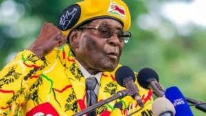 Onrust Zimbabwe: president Mugabe door eigen partij afgezet als partijleider
