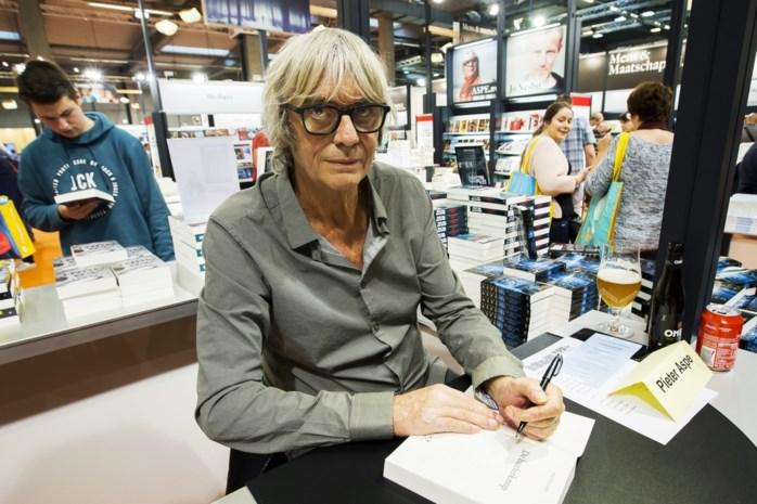 Aspe vindt nieuwe liefde… op Boekenbeurs die hij verfoeit