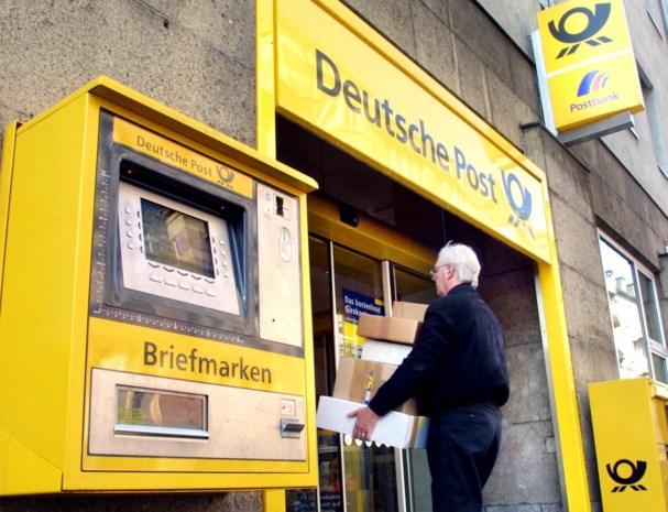 Deutsche Post voor miljoenen euro's opgelicht met bedrijfspost