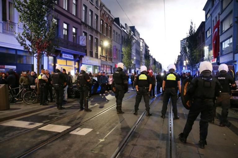"""De Wever: """"Antwerpse politie inderdaad gewaarschuwd vanuit Brussel voor Koerdische actie"""""""