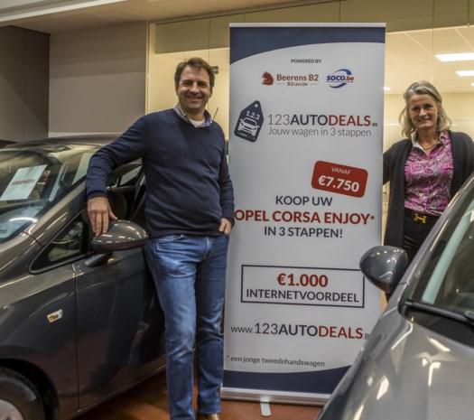 Bij deze Antwerpse autoverkoper koop én betaal je een auto online