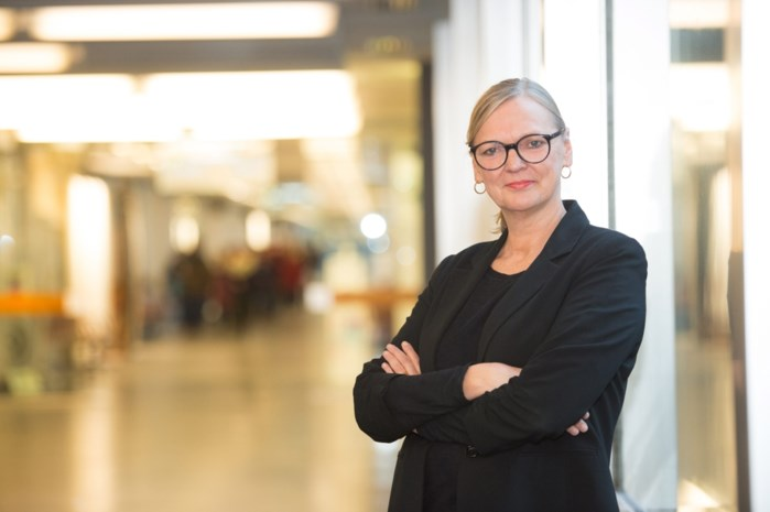 Canvas zoekt een opvolger voor netmanager Reinhilde Weyns