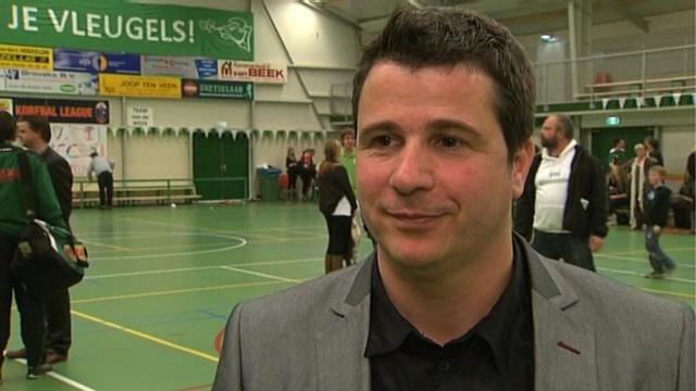 Belgische korfbalbond zoekt nieuwe bondscoach