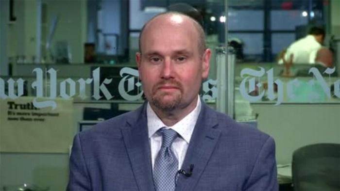 Reporter New York Times geschorst na beschuldigingen van grensoverschrijdend gedrag