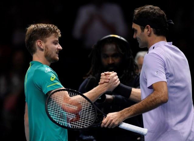 Goffin boekt één plaatsje winst op nieuwe ATP-ranking, Dimitrov duikt top drie binnen