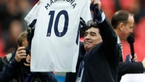 Diego Maradona en vijf andere wereldkampioenen assisteren bij WK-loting