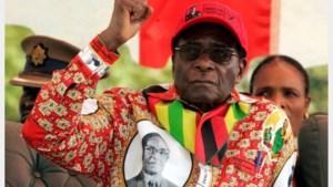 Mugabe mag in Zimbabwe blijven en wordt niet vervolgd
