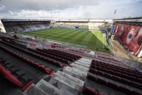 """Gloednieuwe Tribune 1 van Bosuilstadion vertoonde zaterdag nog problemen: """"Bouwwerk voldeed niet aan veiligheidsvoorschriften"""""""