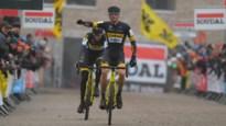 Corné van Kessel wint in Hasselt voor ploegmaat, hoewel hij als allerlaatste moest vertrekken