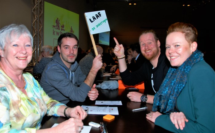 Oelegemse Badmintonclub organiseert 'quiz night'