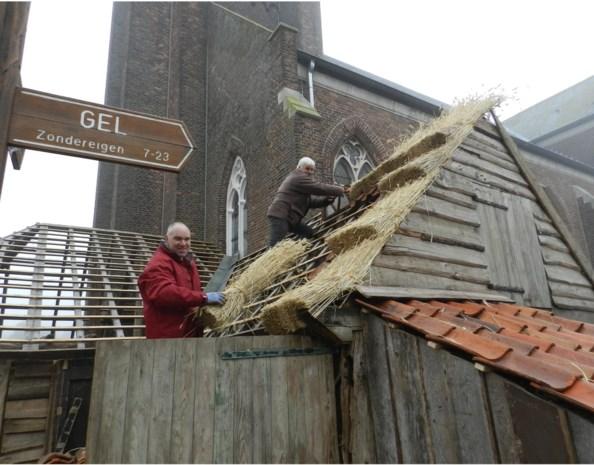 Erfgoed Noorderkempen filmt opbouw kerststal