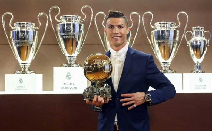 Drie Belgen bij kanshebbers Ballon d'Or, maar kunnen zij Ronaldo of Messi van nieuwe triomf houden?