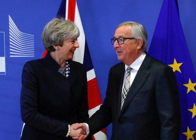 """Doorbraak wenkt in Brexit-onderhandelingen: """"Akkoord over Ierse grens"""""""