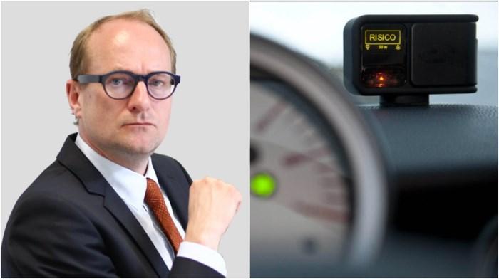 Minister Weyts wil verbod op radarverklikkers