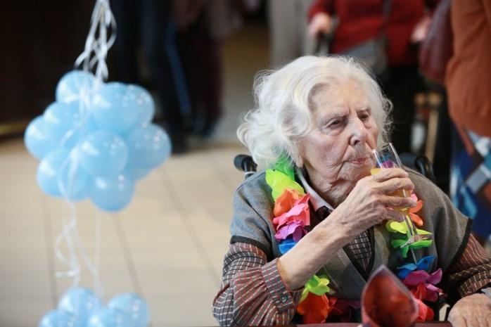 Hiep hiep hoera! Oudste Belg is verjaard!