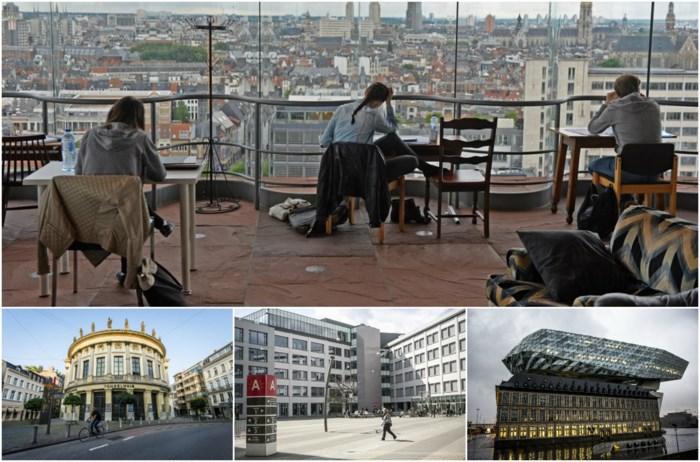 Klaar voor recordeditie: hier kunnen studenten weer samen blokken in Antwerpen