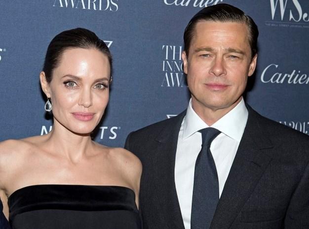 Zo probeerde Angelina Jolie haar huwelijk met Brad Pitt te redden