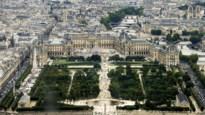Deel van het Louvre ontruimd wegens brand