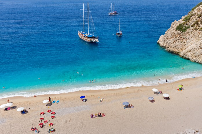 Turkse Rivièra, de mooiste kuststrook van Turkije