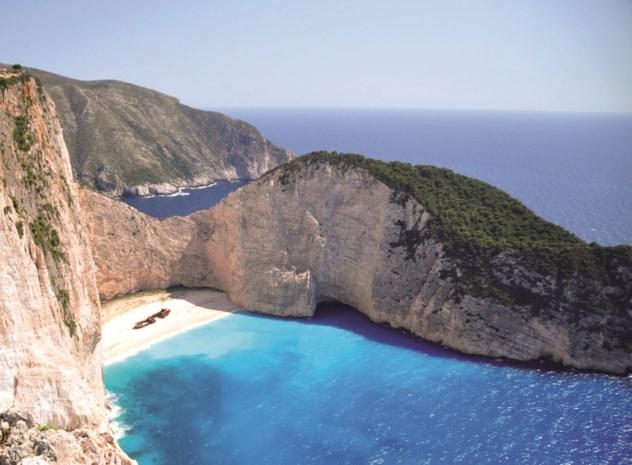 Elk Grieks eiland heeft zijn eigen charme