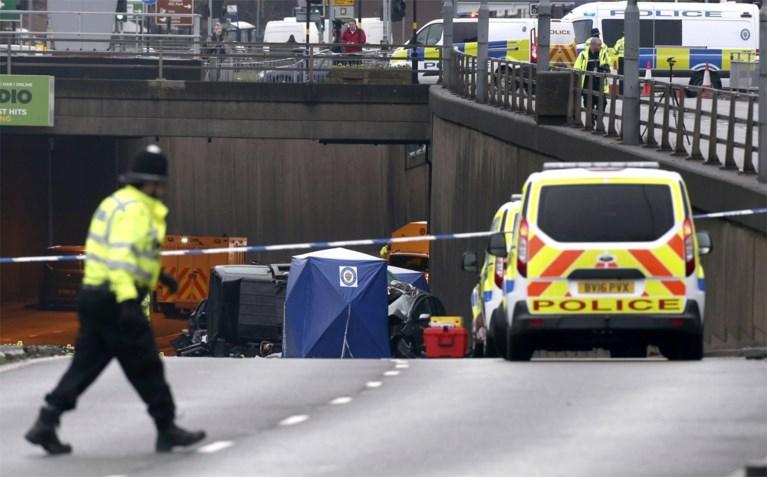 Zwaar ongeval met zes wagens in Birmingham: zes doden