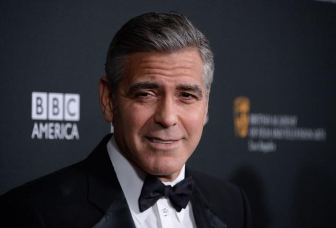 George Clooney gaf koffertje met 1 miljoen aan elke vriend die hem ooit uit de nood hielp