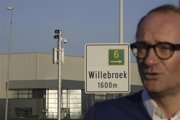 Eerste mobiele trajectcontrole van Vlaanderen staat in Willebroek