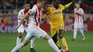 Olympiakos-Belgen boeken nipte zege, Denayer verliest met Galatasaray