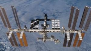 Belgisch experiment aangekomen bij ruimtestation ISS