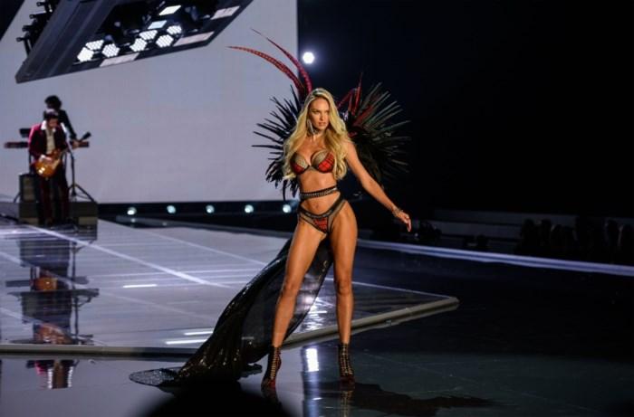 Victoria's Secret-model Candice Swanepoel is zwanger van tweede kindje