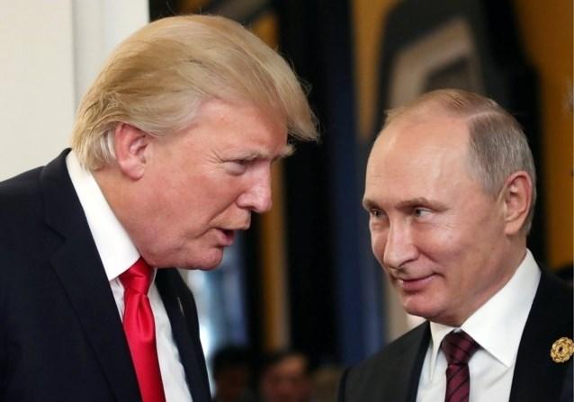 Poetin bedankt Trump: CIA hielp Rusland bij het arresteren van vermeende terroristen