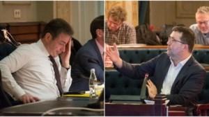 """De Wever en Van Besien ruziën in gemeenteraad over bouwdossiers: """"Dit zegt alles over uw manier van aan politiek doen"""""""