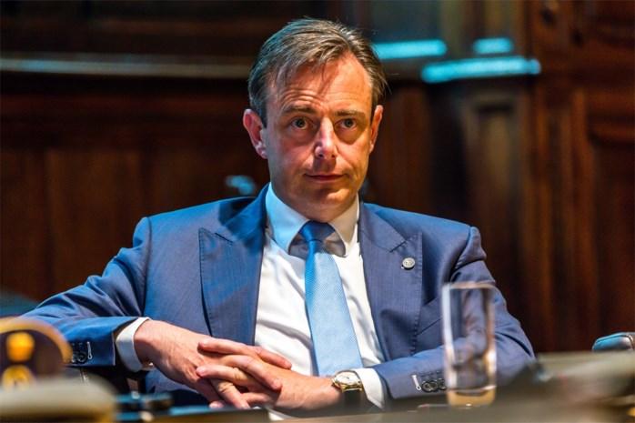 """De Wever wil strijd opdrijven tegen drugscriminaliteit: """"Sommige jongeren moeten we weghalen uit thuisomgeving"""""""