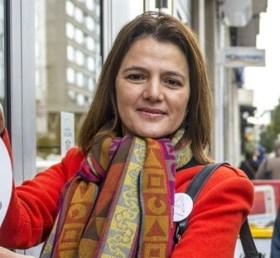 """Nahima Lanjri: """"Onderschat mijnheer en mevrouw Solidariteit niet, ze hebben al heel wat gerealiseerd"""""""