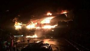 Tientallen doden gevreesd bij brand in Filipijns winkelcentrum