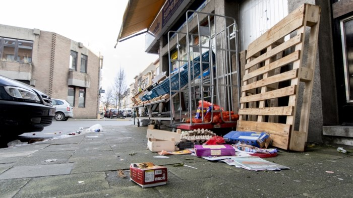 """""""Antwerpen-Noord is een openbare stortplaats geworden"""""""