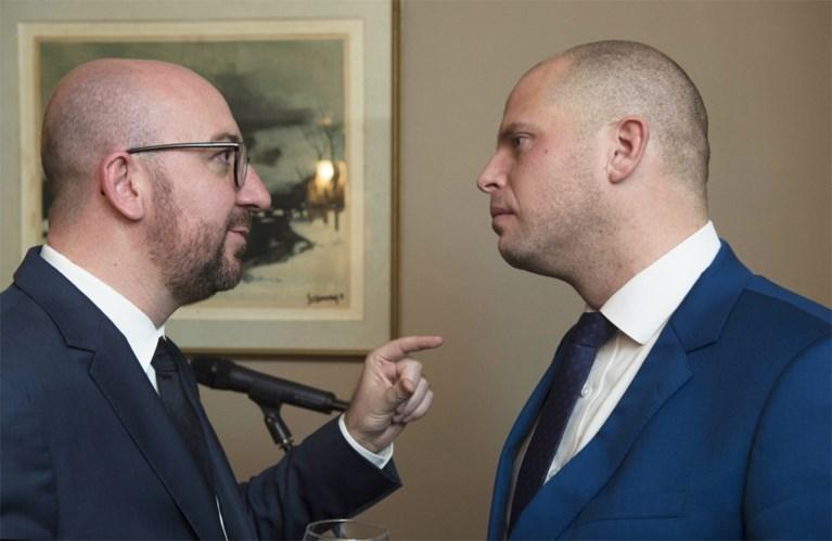 """Beke (CD&V) hint naar ontslag Francken: """"Moet voor zichzelf uitmaken of hij nog kan functioneren of niet"""""""