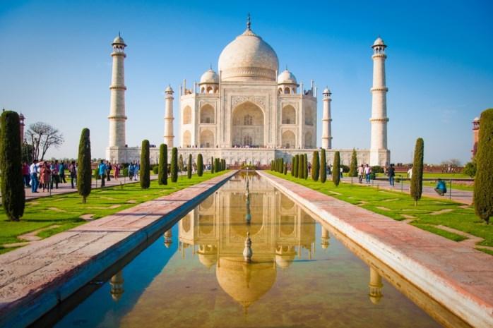India limiteert bezoeken aan de Taj Mahal