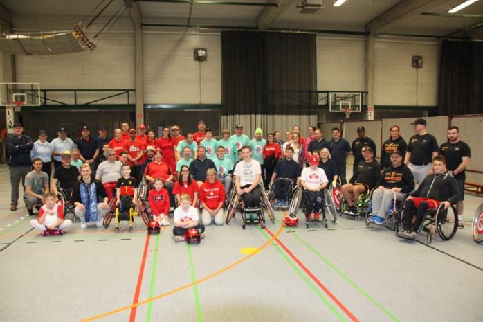 Tweede editie van G-Softballtornooi in Sportcentrum Peerdsbos