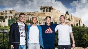 Proto en Engels voorbij AEL Larissa, De Camargo scoort voor APOEL